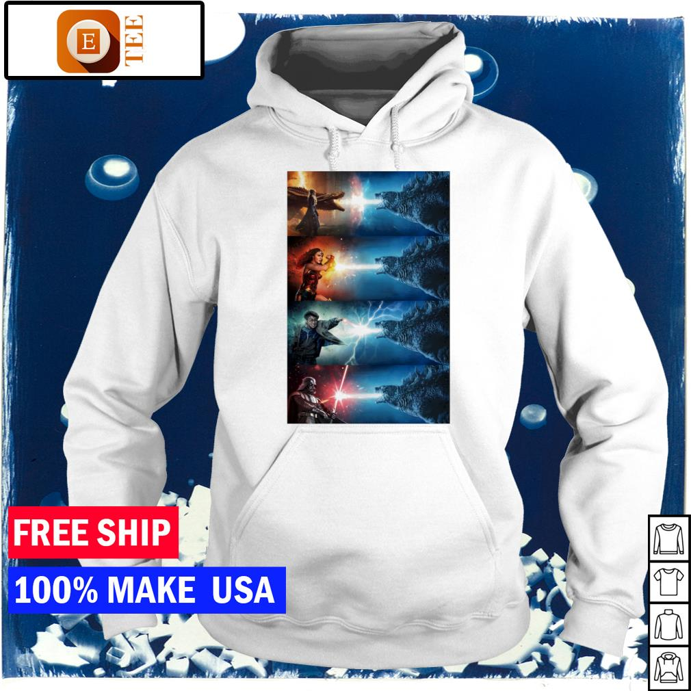 Godzilla king of the monsters s hoodie