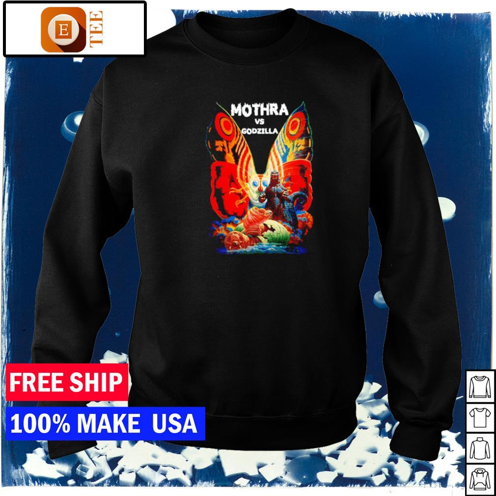 Mothra vs Godzilla s sweater