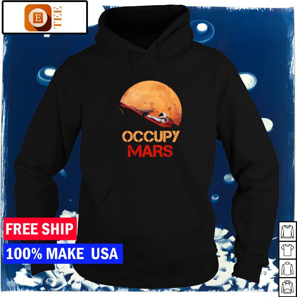 NASA Occupy Mars 2020 s hoodie