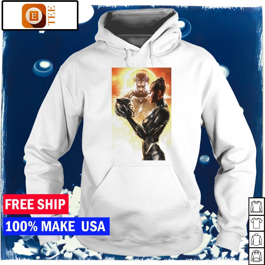 Shuri Black Panther Queen Wakanda Forever s hoodie