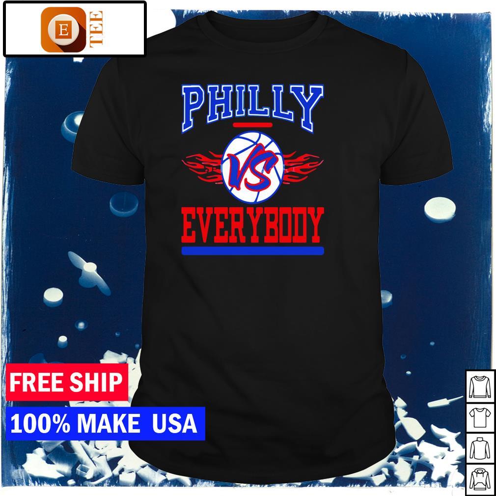 Philadelphia Phillies vs everybody MLB shirt