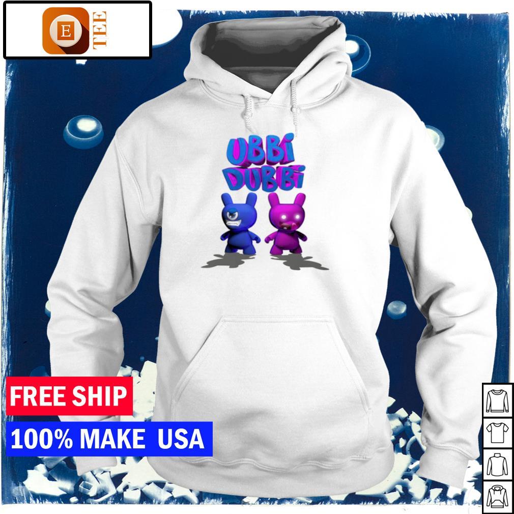 Ubbi dubbi s hoodie