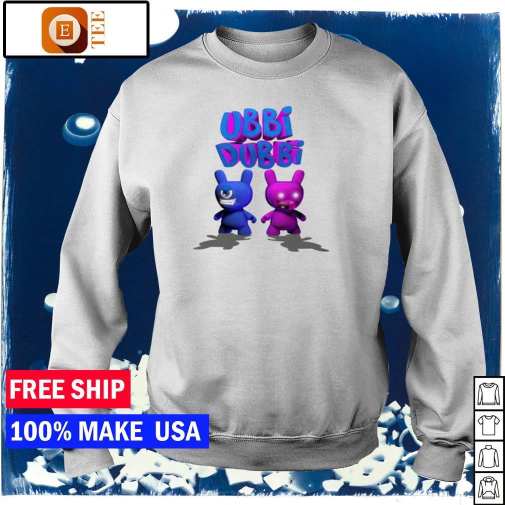 Ubbi dubbi s sweater
