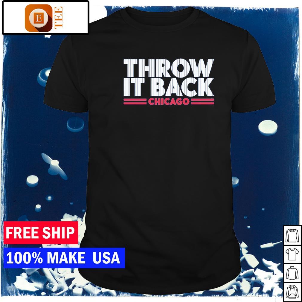Chicago Baseball throw it back shirt