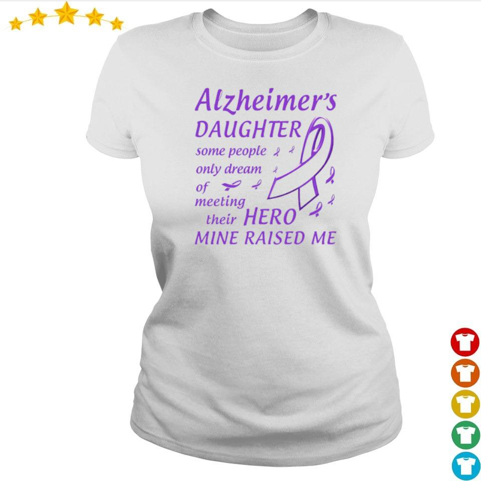 Alzheimer's daughter some people only dream of meeting their hero min raised me s ladies