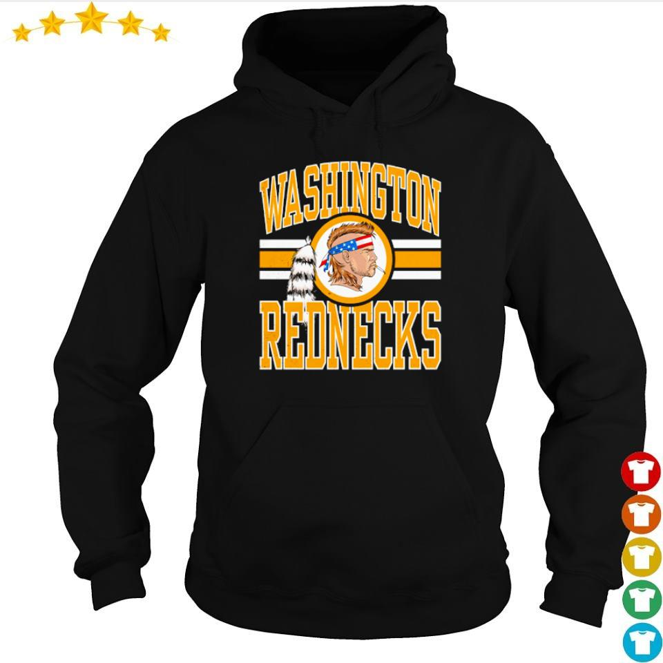 American Flag Washington Rednecks s hoodie