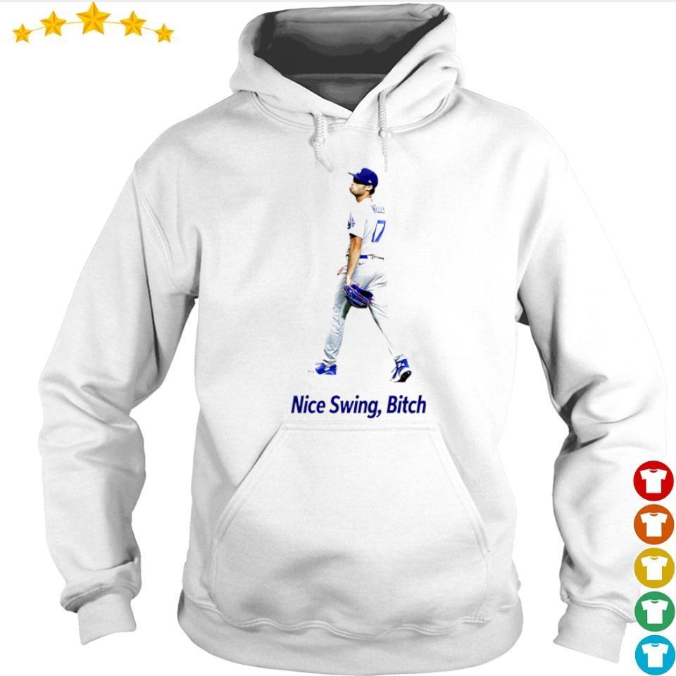 Dodger Joe Kelly nice swing bitch s hoodie