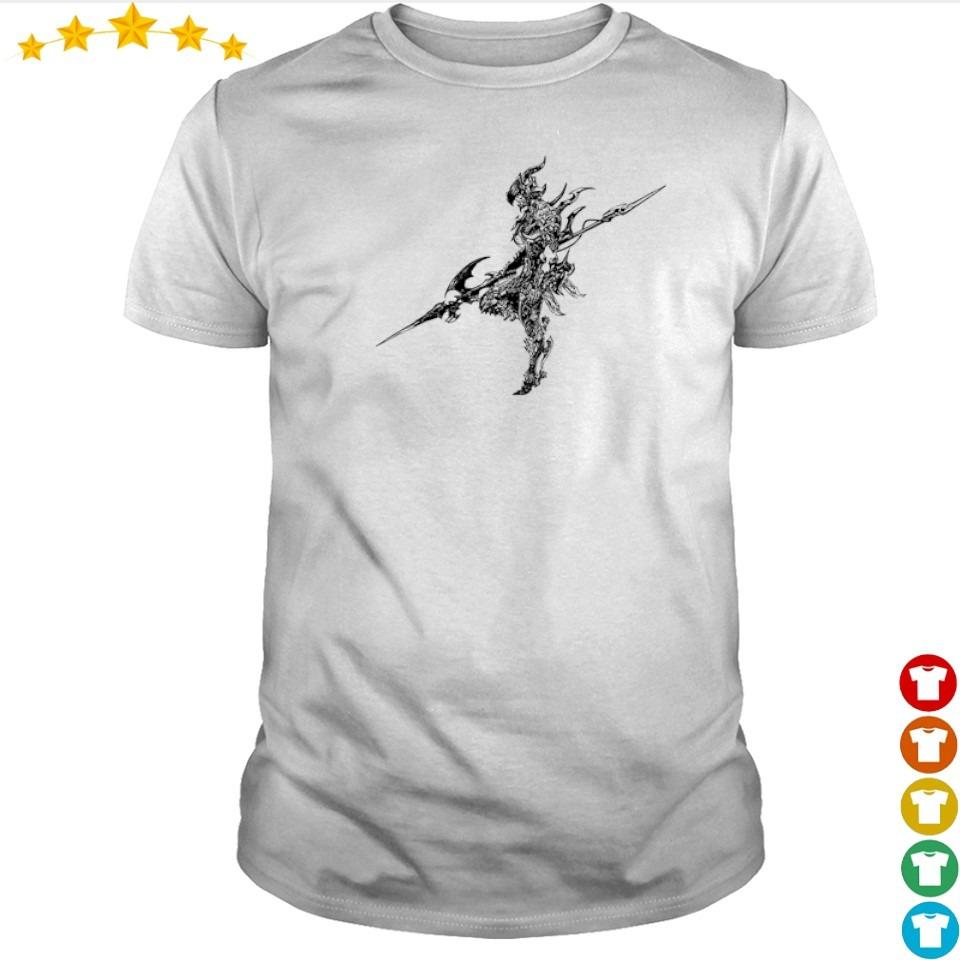 Final Fantasy Dragon Knight shirt