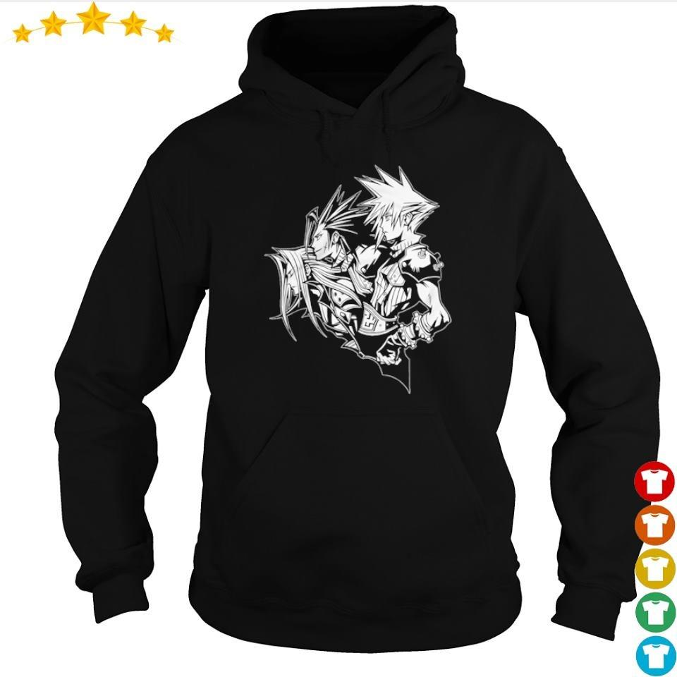 Final Fantasy VII Zack Fair Cloud Strife Sephiroth soldiers s hoodie