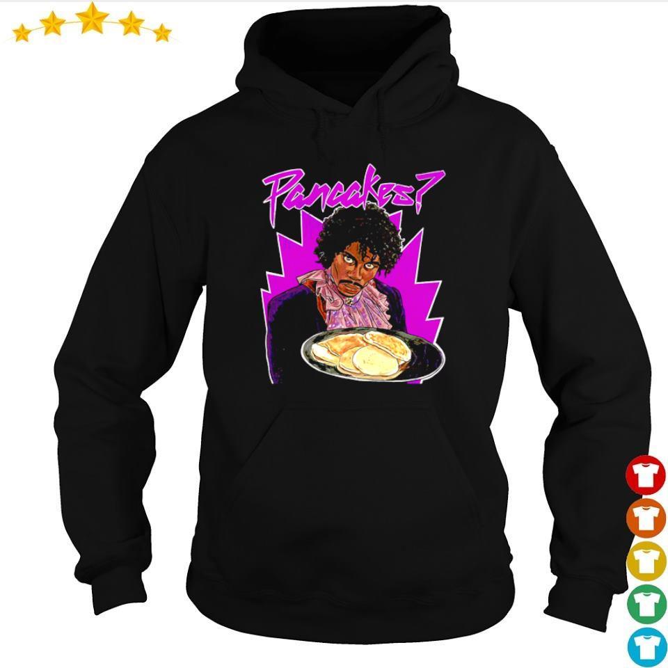 Fresh Prince pancakes s hoodie
