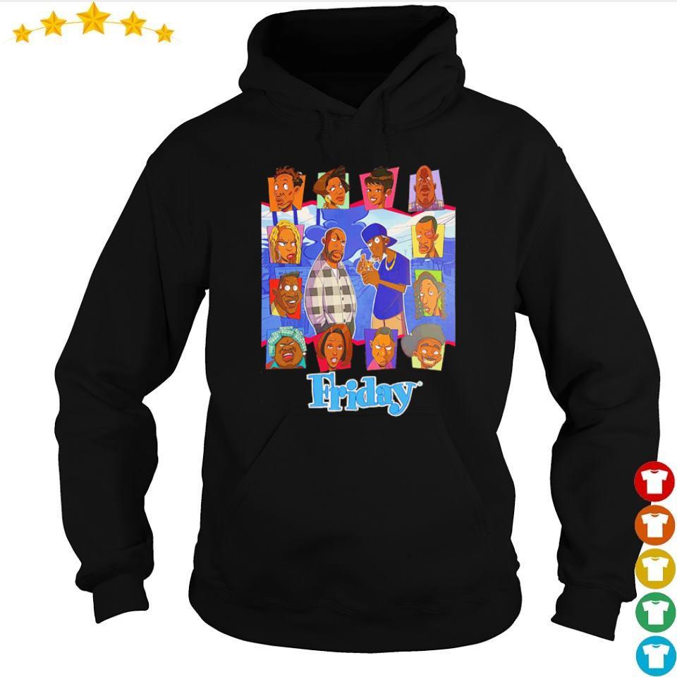 Funny Cartoon Friday s hoodie