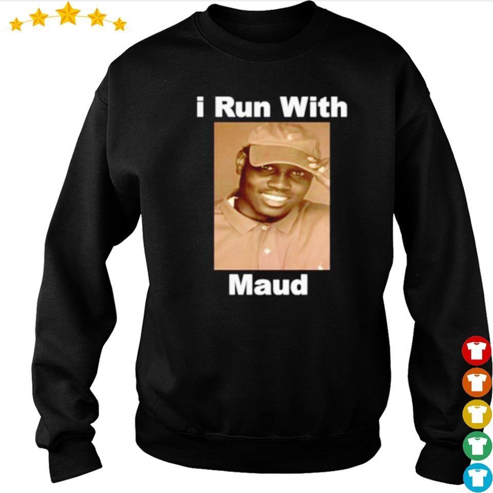 I run with Maud s sweater