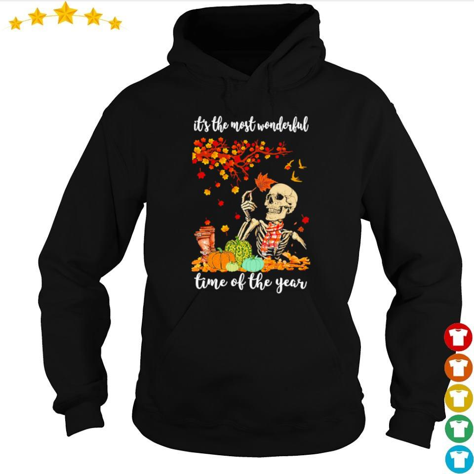 It's the most wonderful time of the year s hoodie