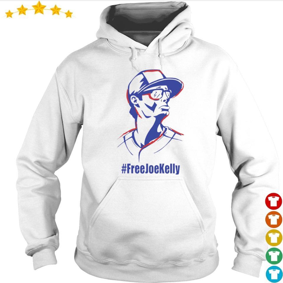 Joe Kelly Dodger #FreeJoeKelly s hoodie