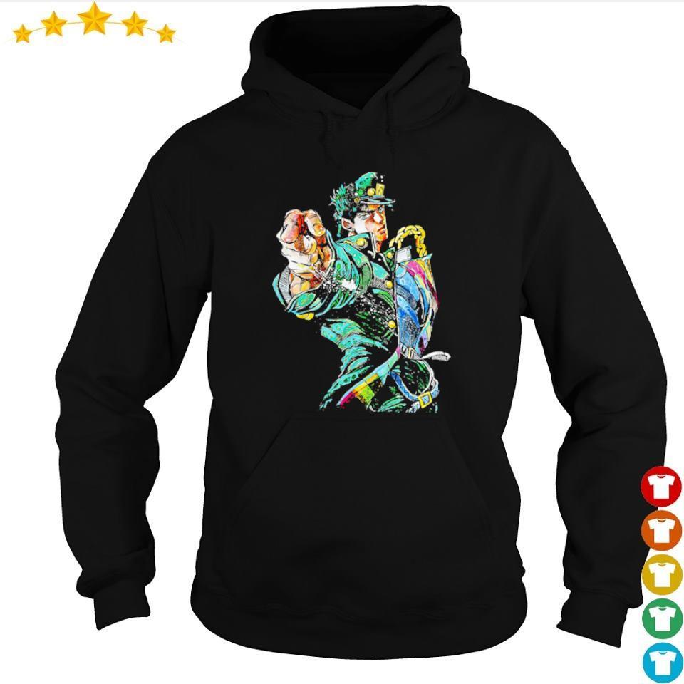 JoJo Jotaro Kujo you yes you s hoodie