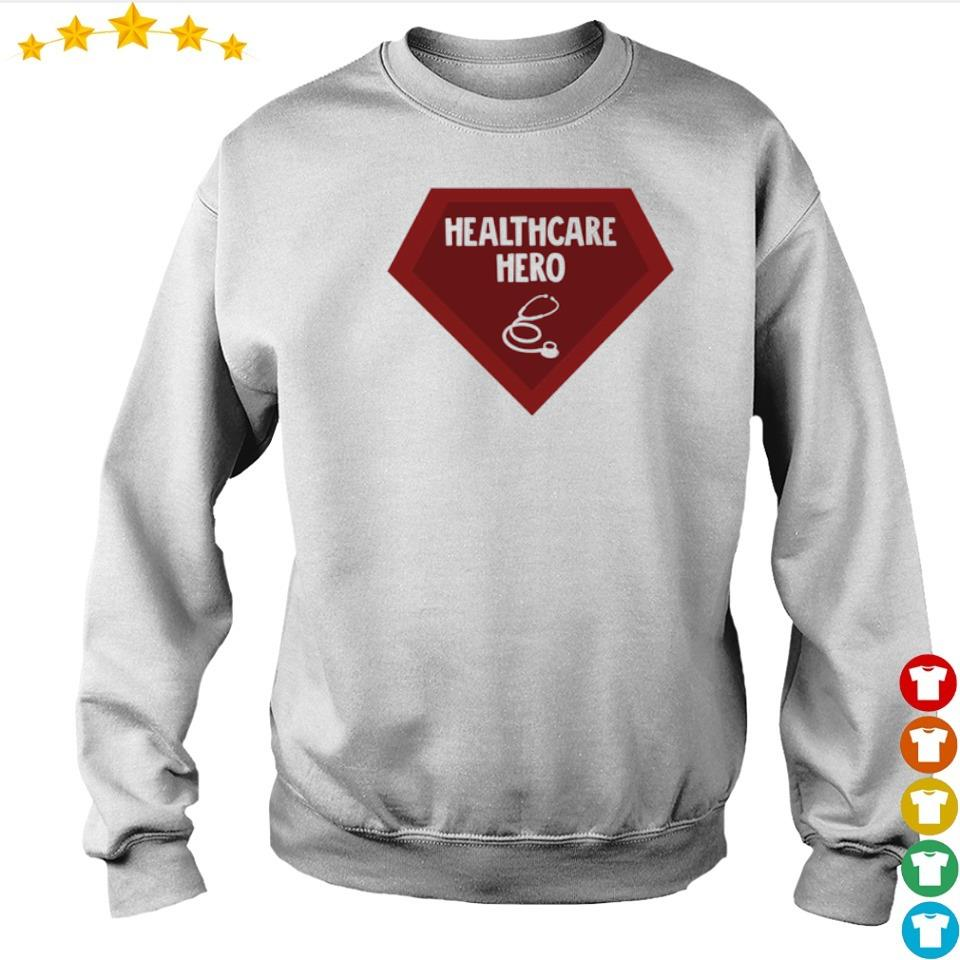 Nurse Health Care Hero s sweater