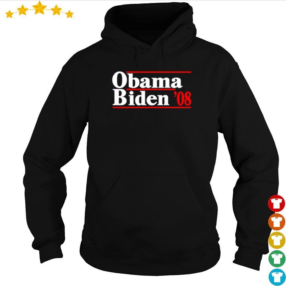 Obama Biden' 08 s hoodie