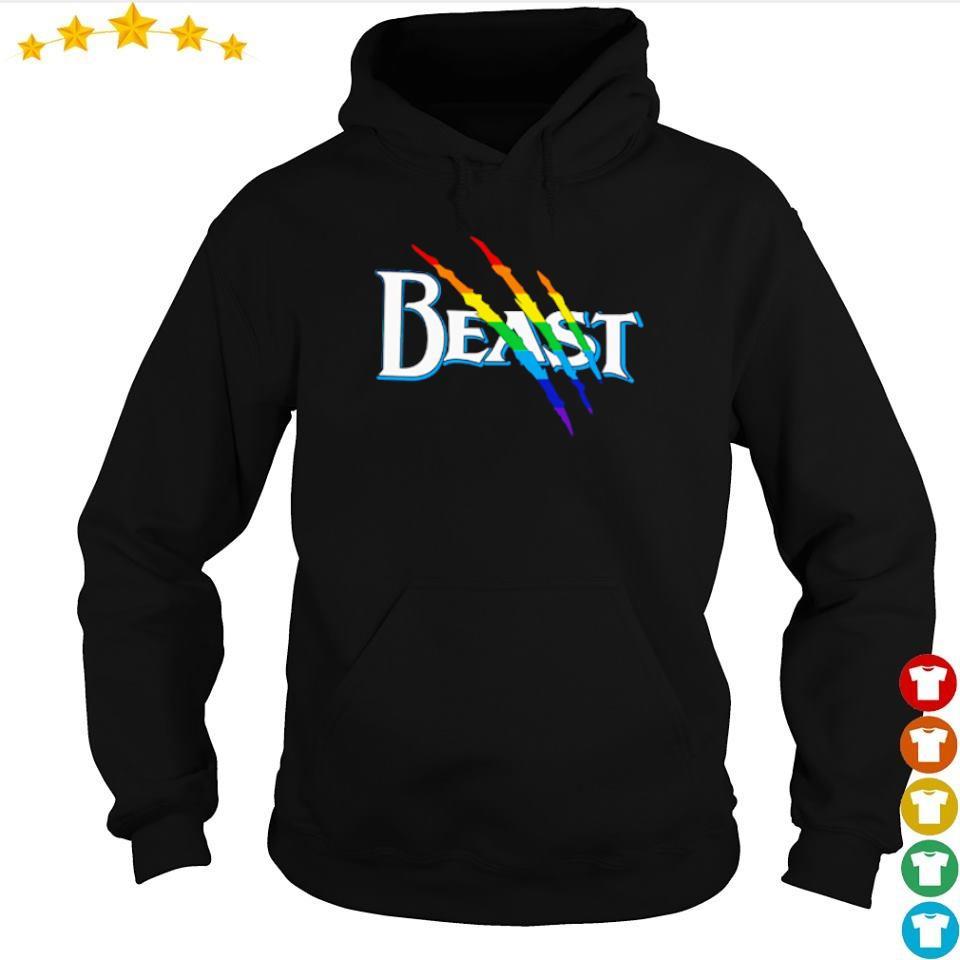 Official LGBT Beast s hoodie