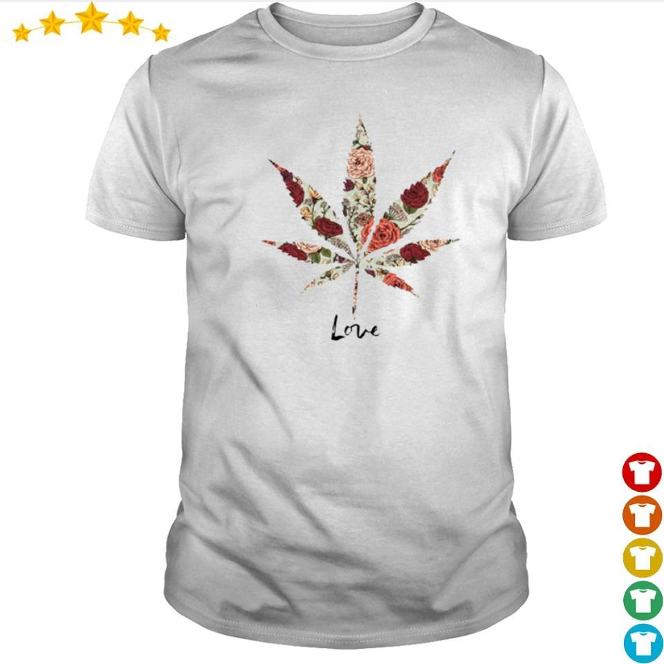 Official Roses Love shirt