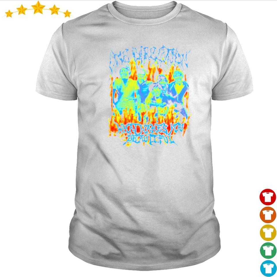 One Direction what makes you beautiful shirt