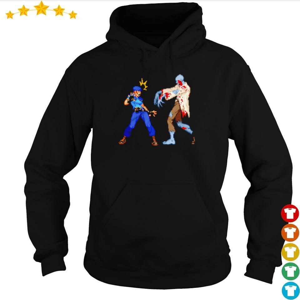 Resident Evil and Jill Valentine what's that smell s hoodie