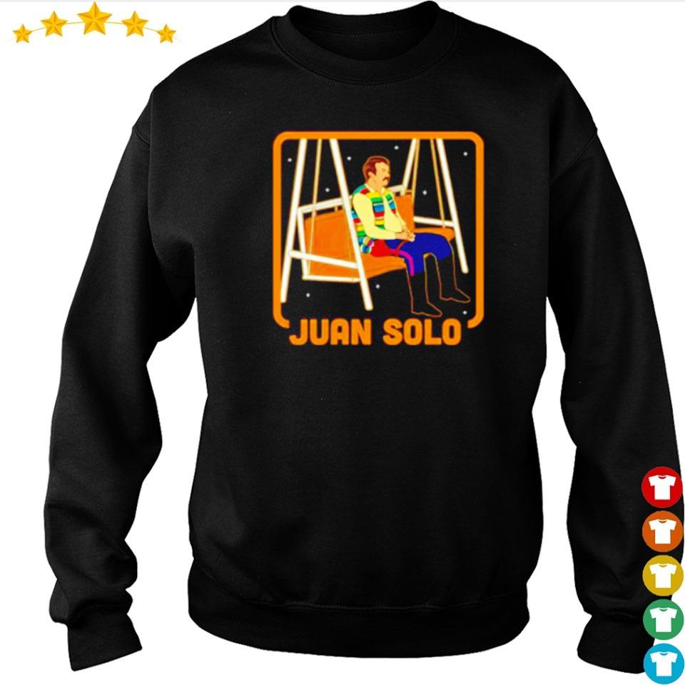 Sad Juan Solo s sweater