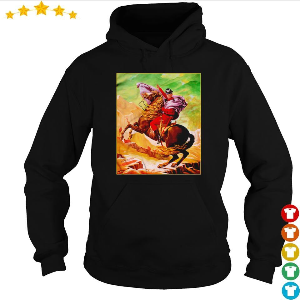 Street Fighter Bison Bonaparte Madman or God s hoodie