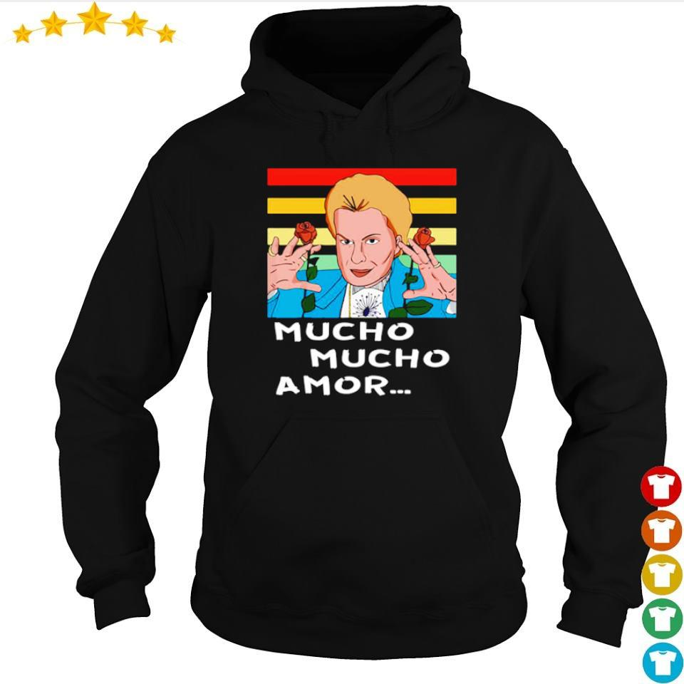 Walter Mercado mucho mucho amor s hoodie