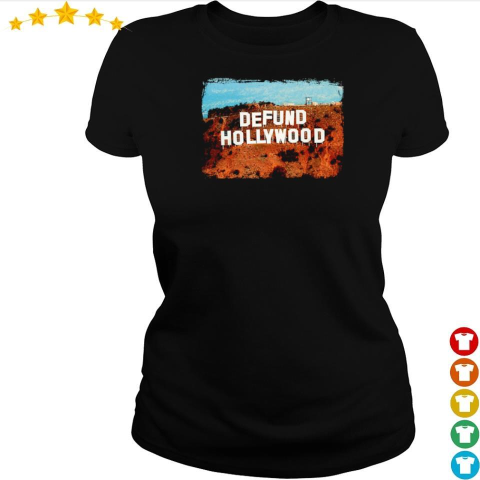 Awesome Dufund Hollywood s ladies tee