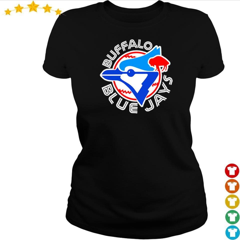 Buffalo Blue Jays s ladies tee