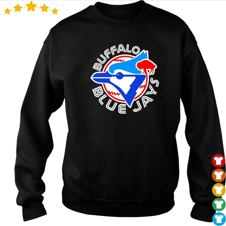 Buffalo Blue Jays s sweater