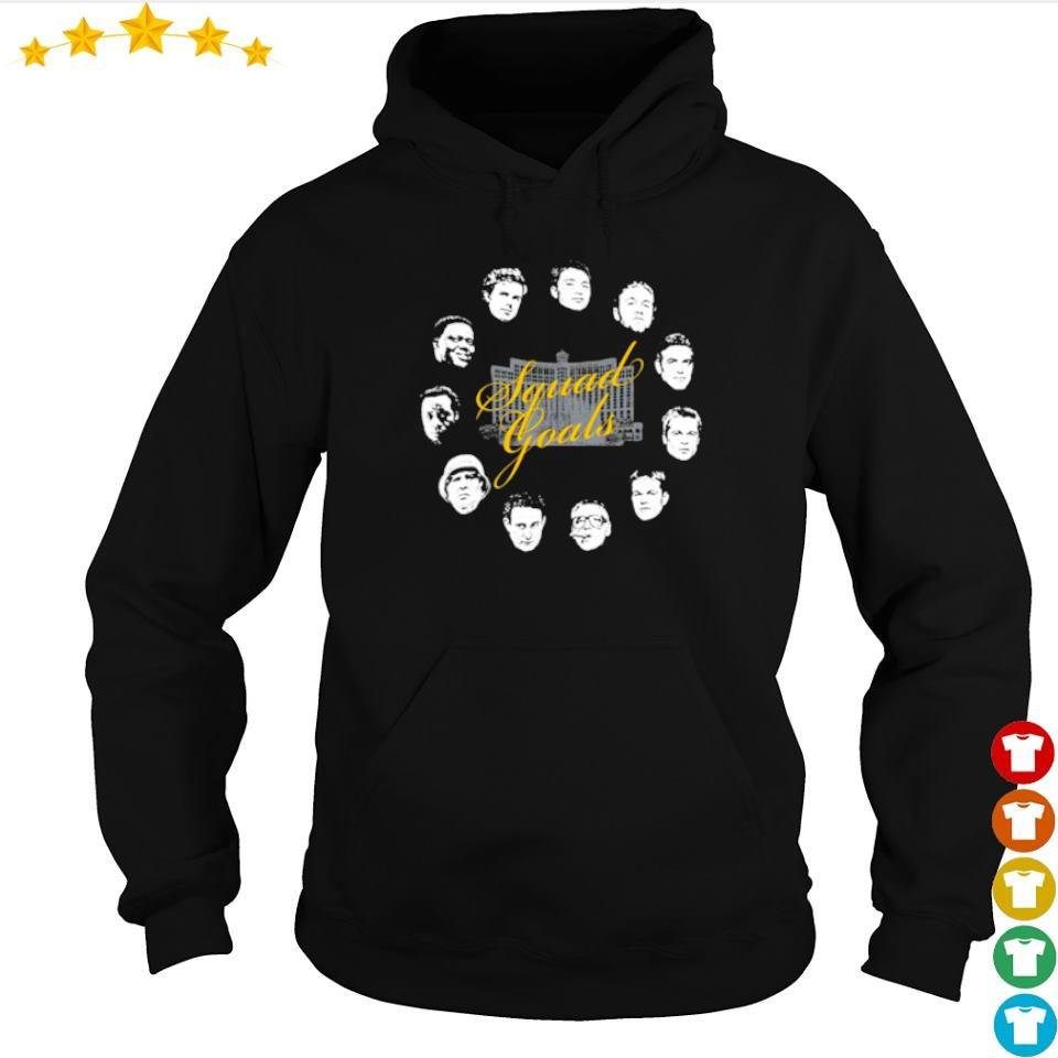 Cceans Eleven Squad Goals s hoodie