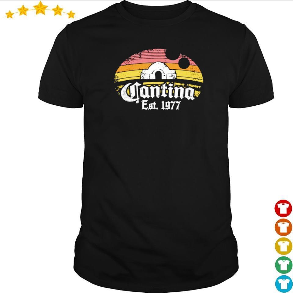 Crantina Est 1977 vintage shirt