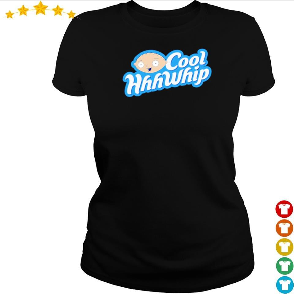 Family Guy Stewie cool WhhWhip s ladies tee