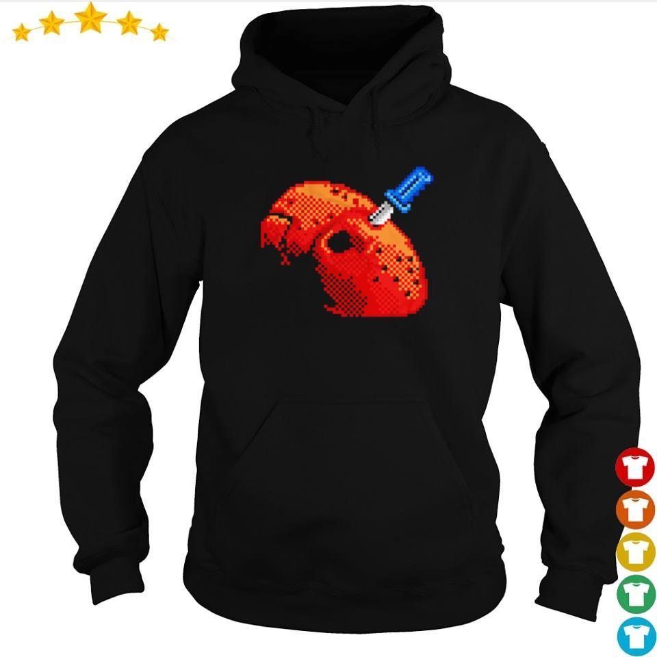 Friday the 13th Jason Voorhees' mask s hoodie