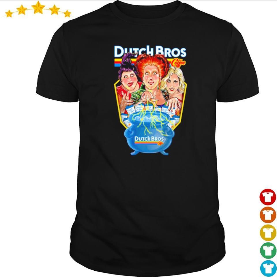 Hocus Pocus Dutch Bros Coffee shirt
