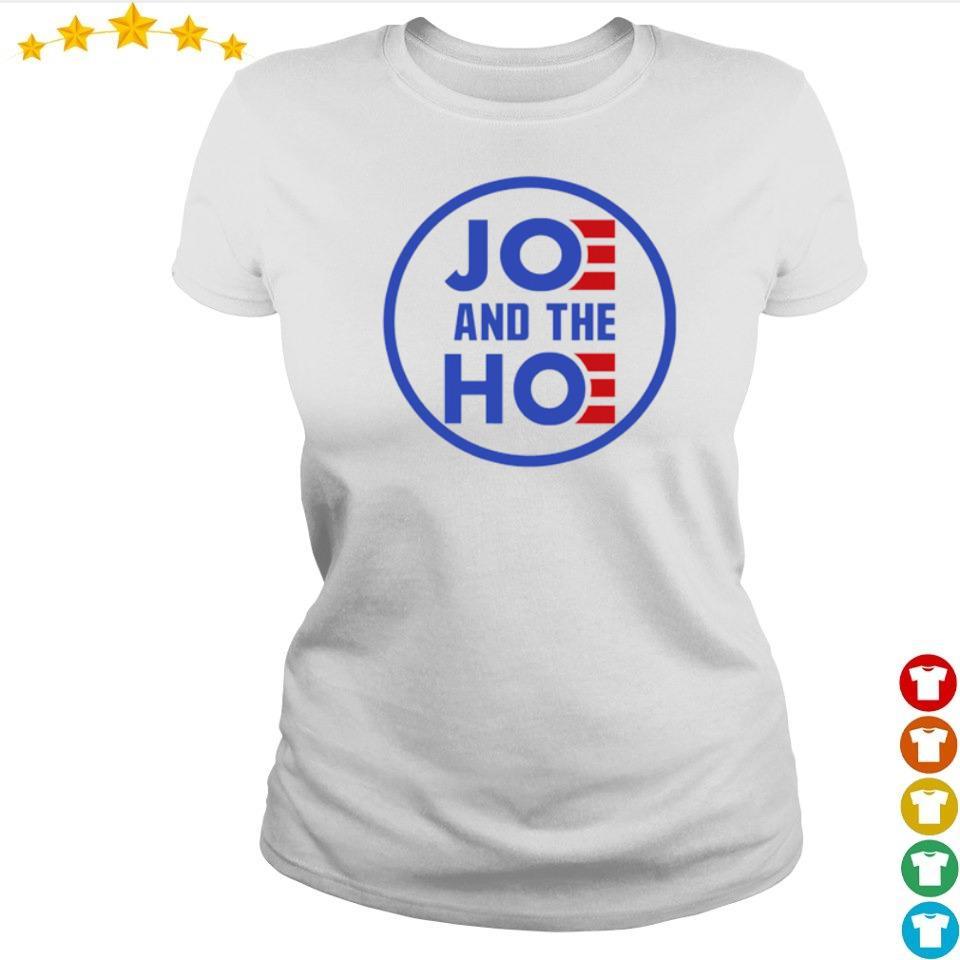 Joe and the Hoe s ladies
