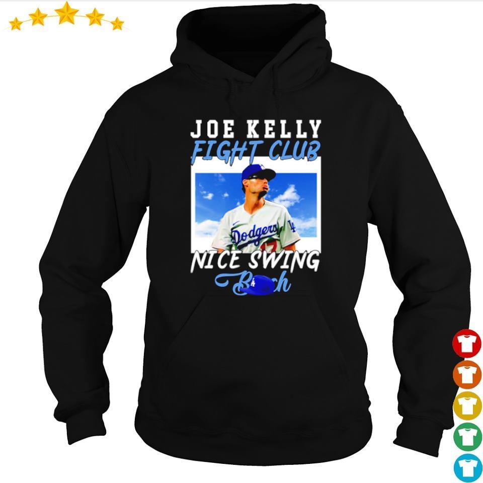 Joe Kelly fight club nice swing bitch s hoodie