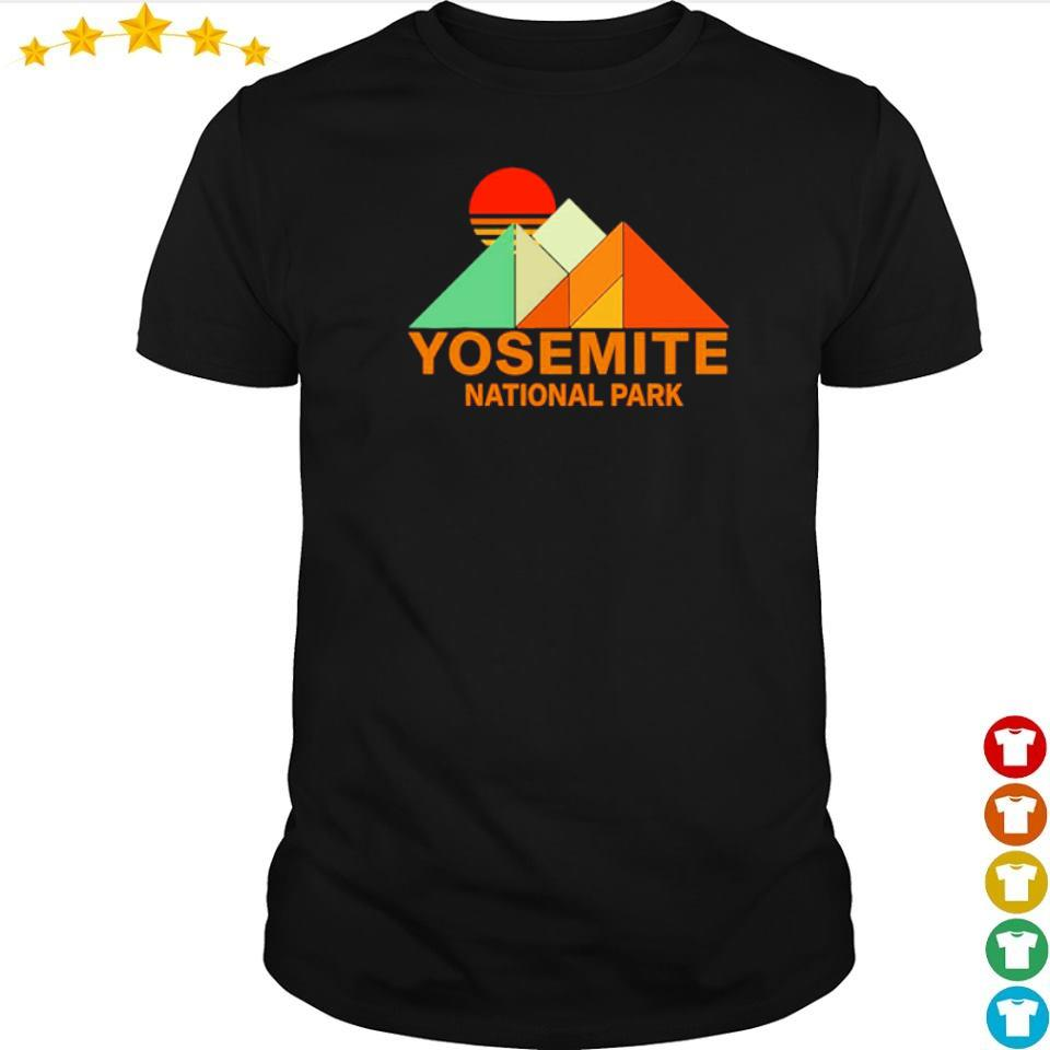 Official Yosemite National Park shirt