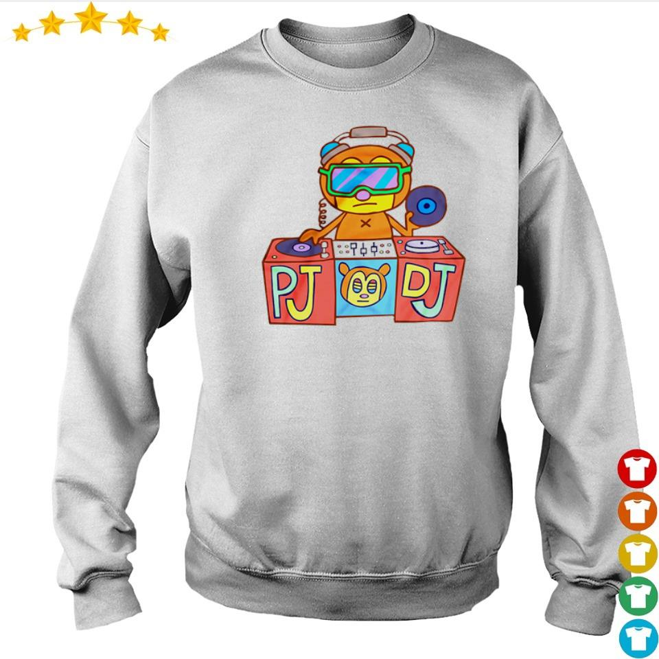 PaRappa the Rapper PJ DJ s sweater