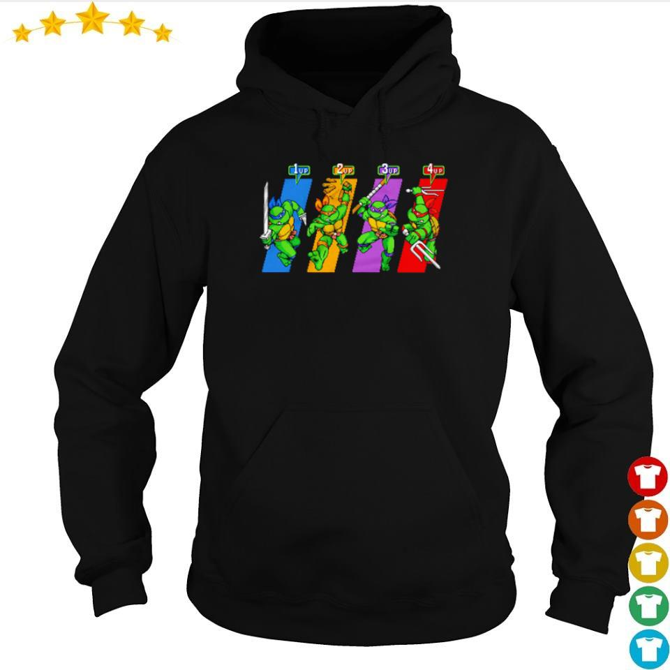 Teenage Mutant Ninja Turtles Bros Stick Together s hoodie