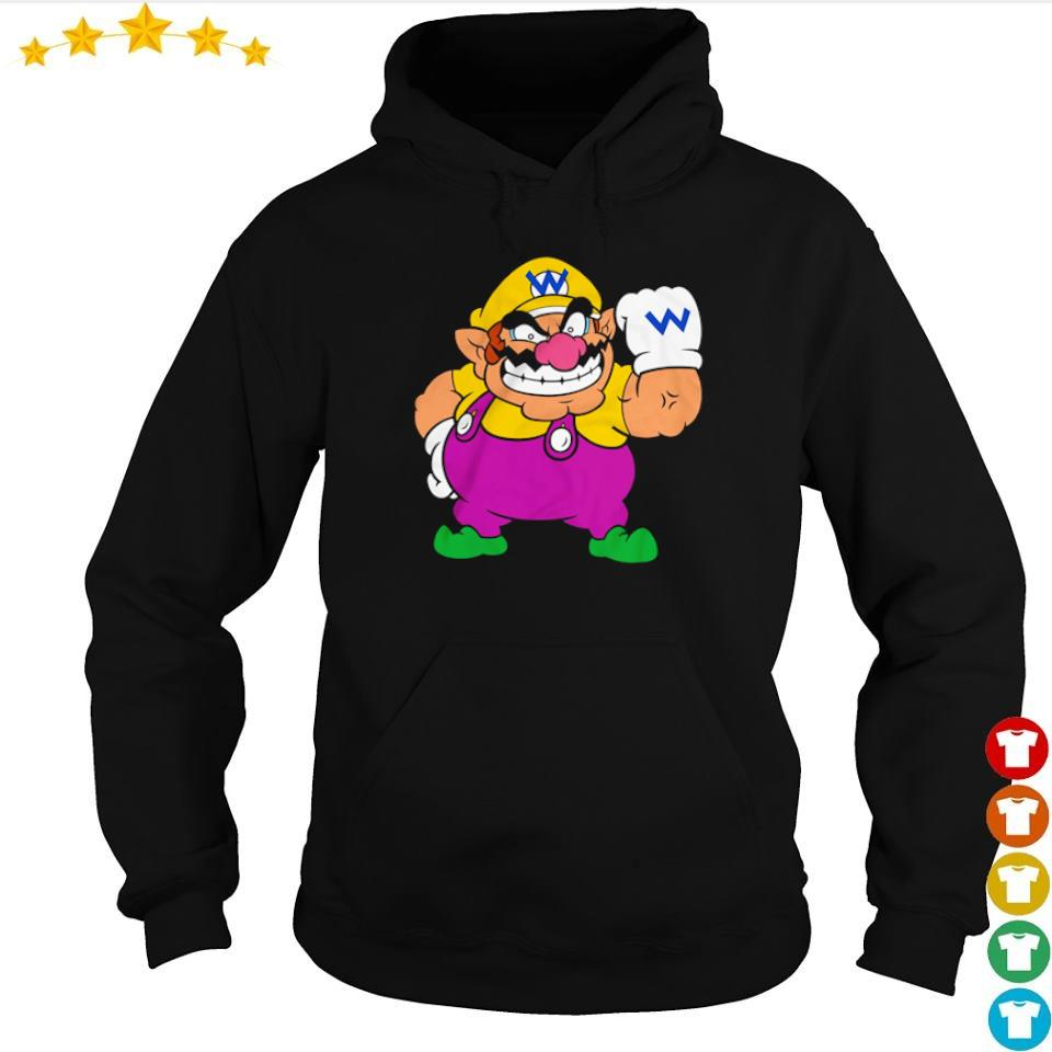 Wario Greed Personified s hoodie