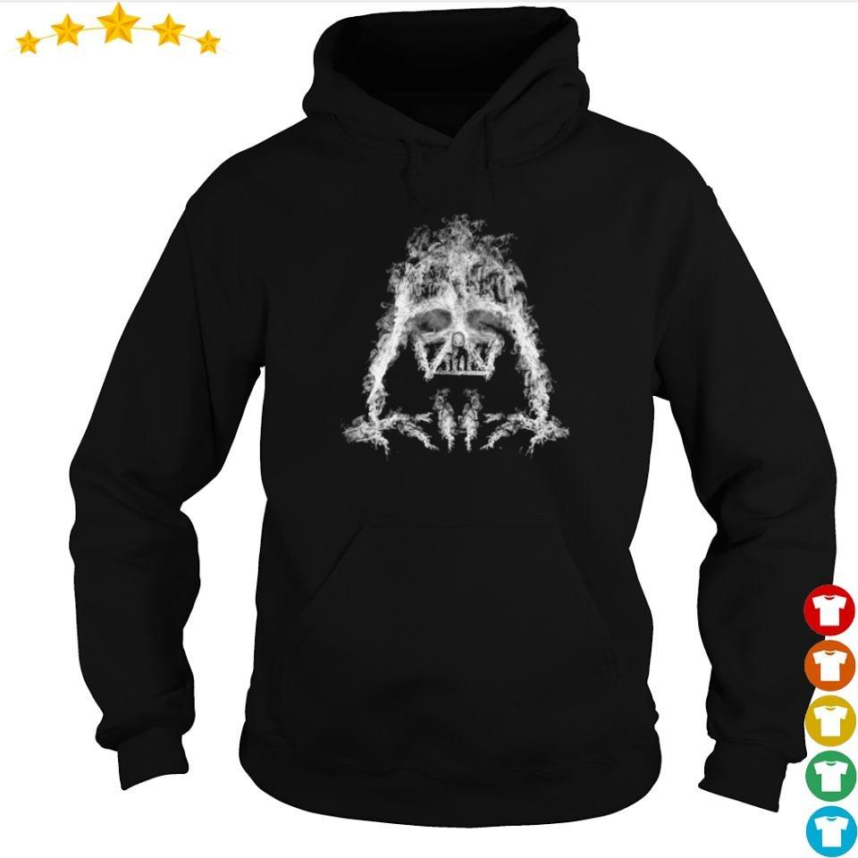 Awesome Star Wars Darth Vader Smoke s hoodie