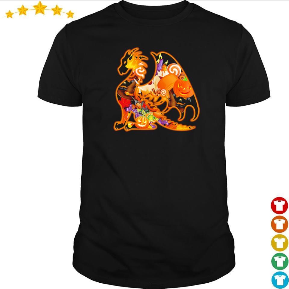 Dragon bring Halloween everywhere shirt