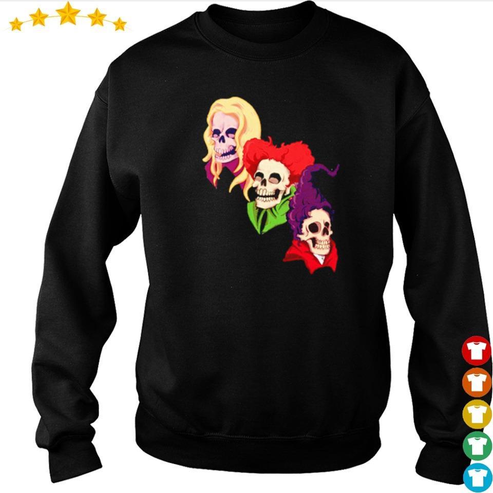 Happy Halloween Skull Hocus Pocus s sweater