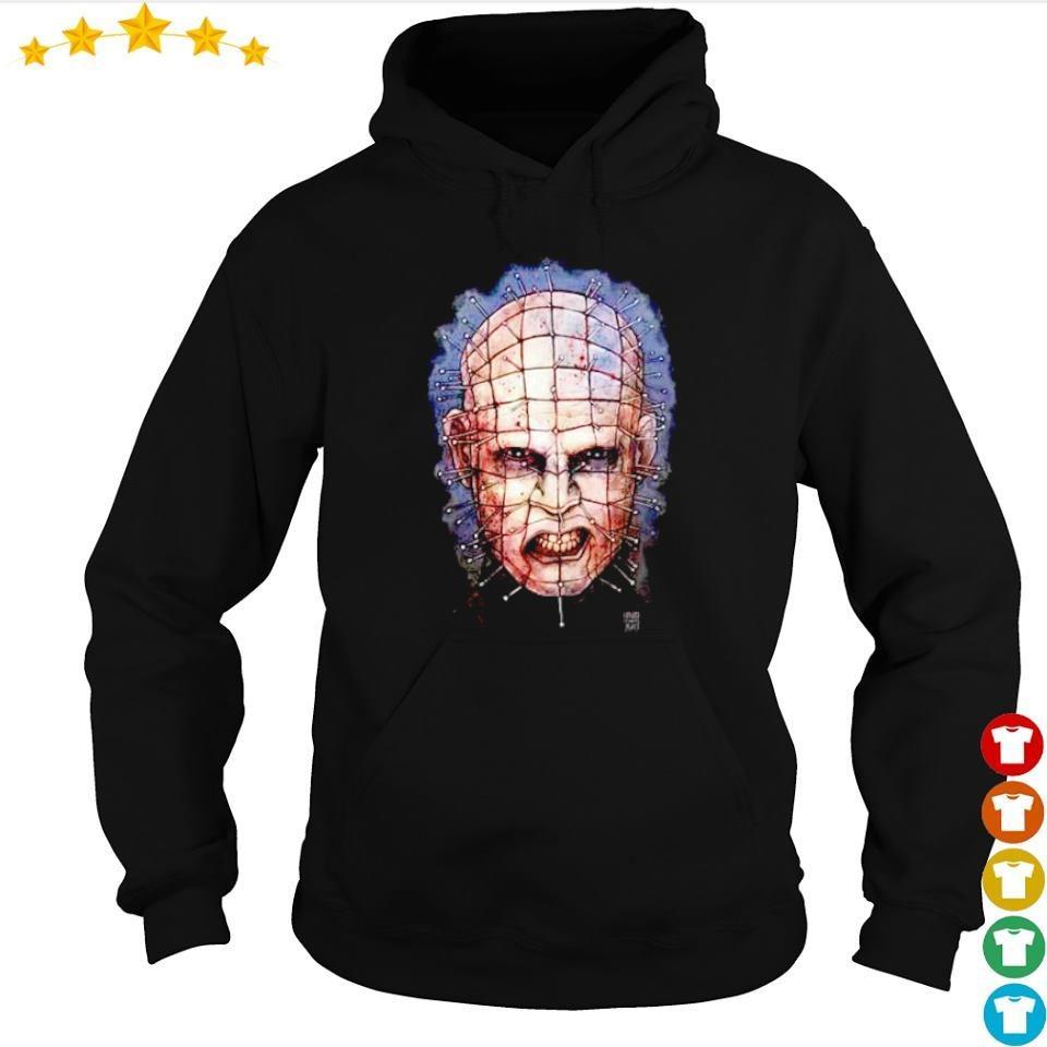 Horror movie Pinhead Hellraiser happy Halloween s hoodie