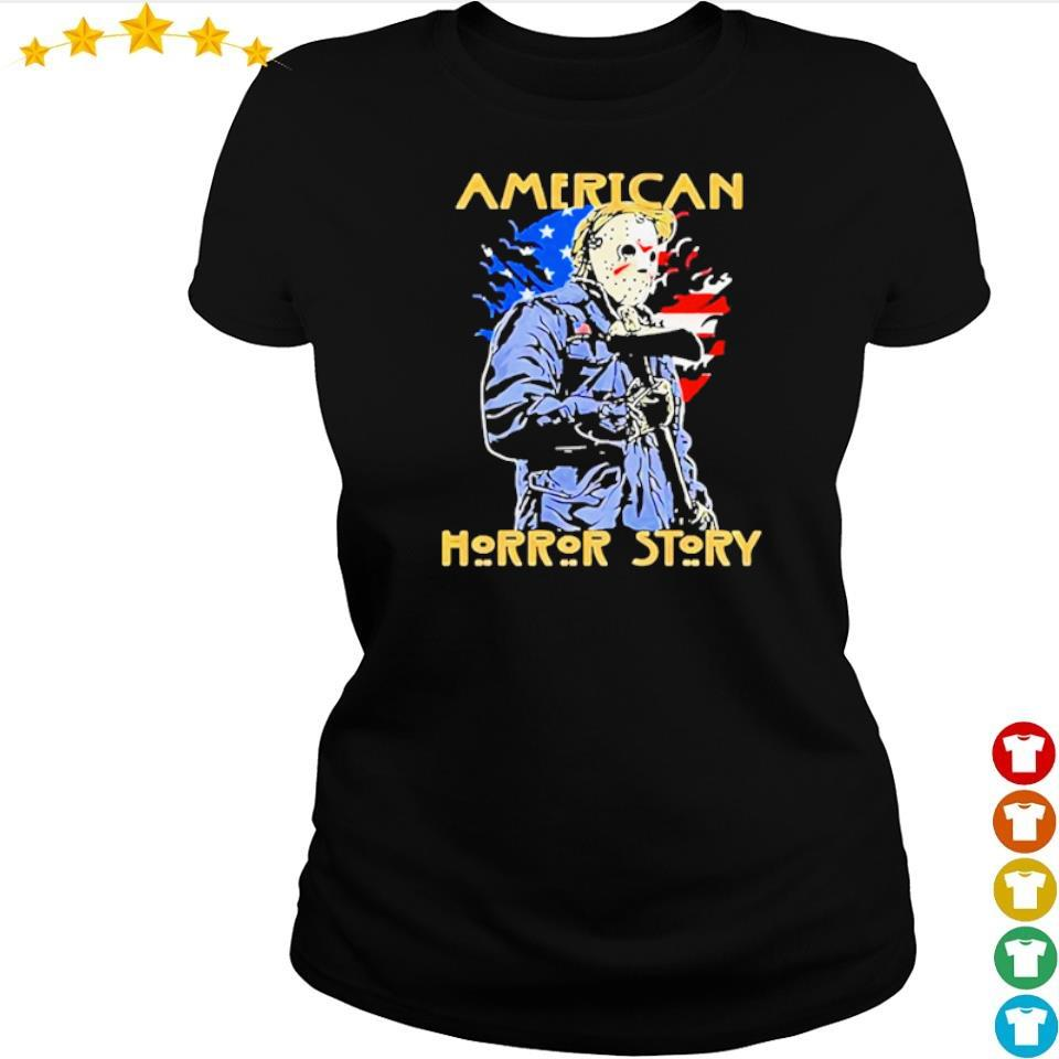 Jason Voorhees American Horror Story s ladies tee