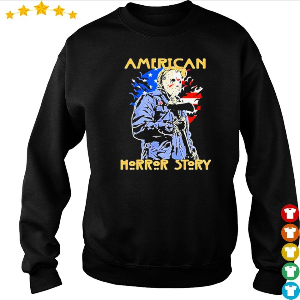 Jason Voorhees American Horror Story s sweater
