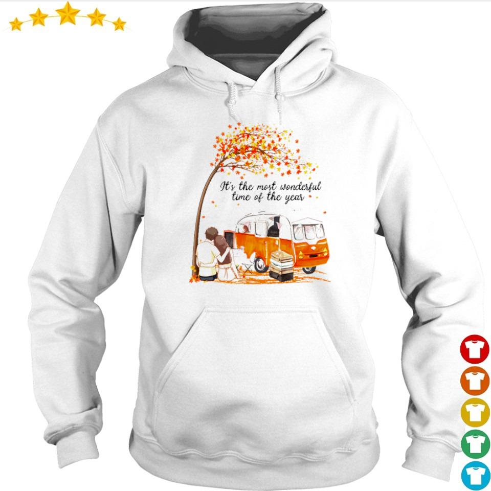 Me and you it's the most wonderful time of the year s hoodie