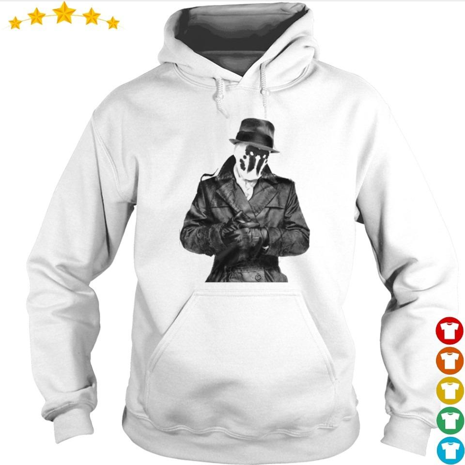 Official Watchmen Rorschach s hoodie